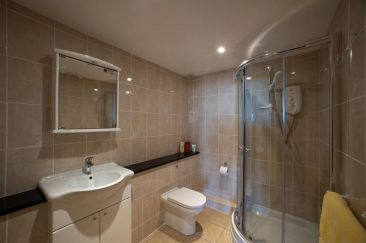 Modern Bathrooms at Rocklands Holiday Rentals