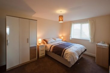 Rocklands Double Room