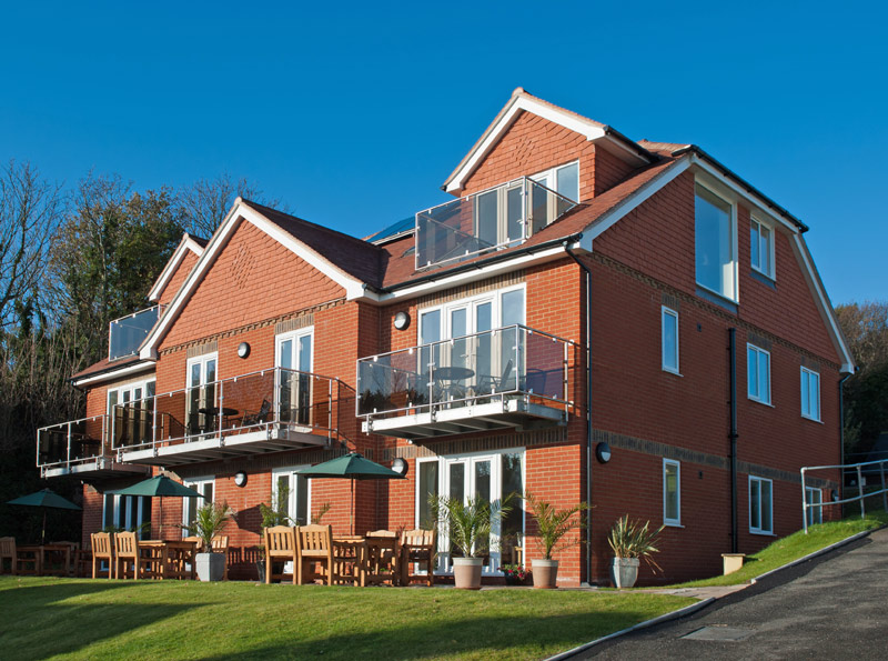 Rocklands Self Catering Hastings Holiday Apartments