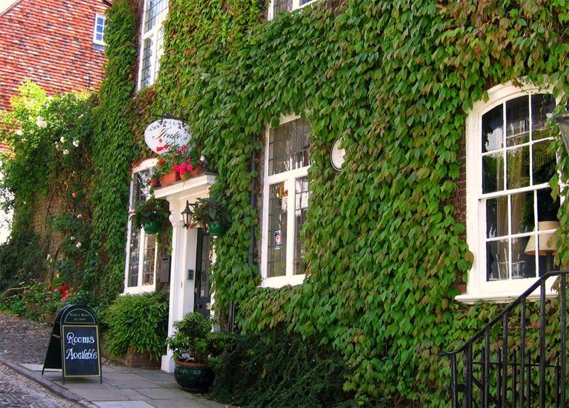 Rye Cobblestone Streets