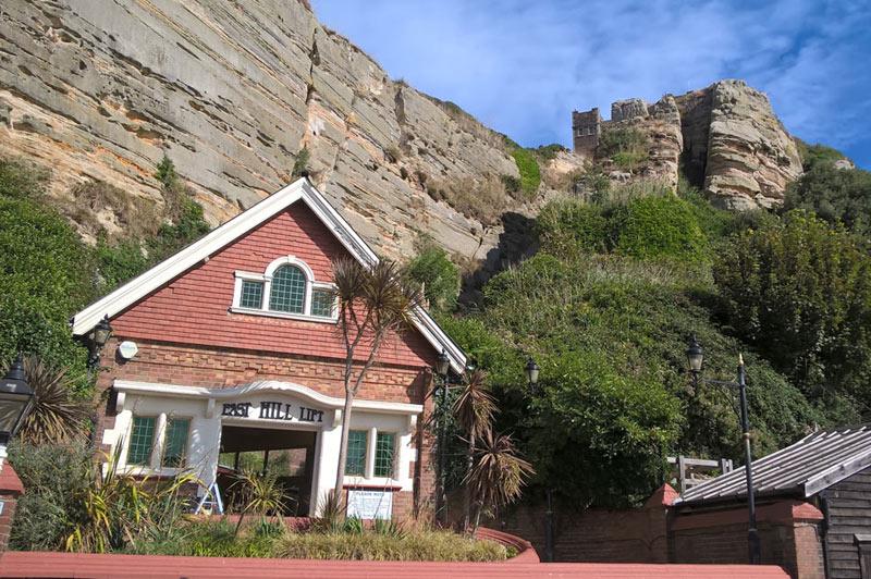 East Hill Cliff Railway